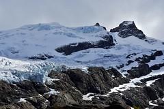 _DSC0028 Glaciar Huemul-Cerro Huemul-Laguna del Desierto-Santa Cruz-Argentina. (luispedrosocak) Tags: argentina nieve nubes glaciar hielo piedras