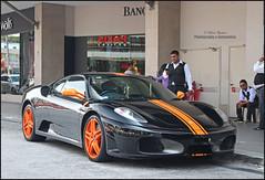 Merry Christmas & Happy Holidays (Khoo Xotics) Tags: car italian exotic malaysia kualalumpur supercar ferrarif430