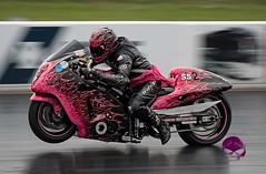 Grabbing a Handful. (bainebiker) Tags: suzukihyabusa turbo motorcycle dragracing motorsport panning chrisreed canonef100400mmf4556lis podington northamptonshire uk canonef100400mmf4556lisiiusm