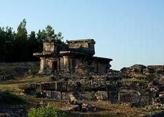 Turcja - Hierapolis (tomek034 (Thank you for the 1 100 000 visits)) Tags: turcja turkey turkiye hierapolis grobowce grobowiec unesco
