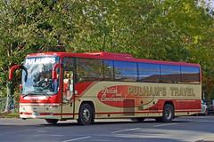 Pulham, Bourton-on-the-Water - WDD 194 (VU60 UJS, SL60 PUL) (peco59) Tags: wdd194 vu60ujs sl60pul volvo b12m plaxton paragon pulhams pulhambourtononthewater pulhamscoaches pulhamstravel psv pcv