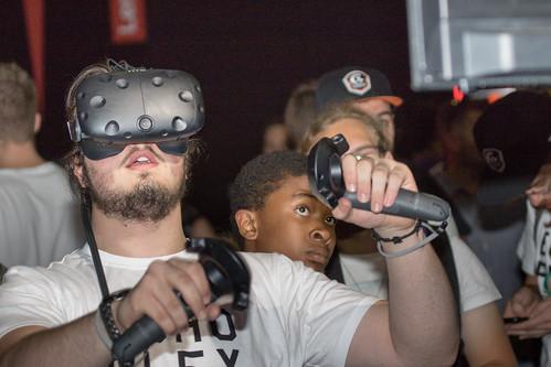 rAge Virtual Reality!!!