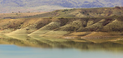 Meeting of Water and Earth (RKAMARI) Tags: 2016 ankara colour earth lake landscape outdoor patterns reflections rural textures travel zen