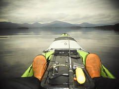 That's life ! (Nicolas Valentin) Tags: scotland scenery sky scenic kayakfishing kayak kayakscotland kayaking kayakfishingscotland kayakfishscotland stealthkayak stealth loch landscape lochlomond light lomond lake clouds cloud c