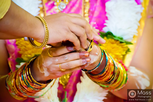 Wearing Bangles to Mom