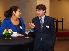 20-10-16 Cross Chamber Young Professionals Networking Night IV - PA200035