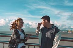 DSC_0058 (ngotpquang) Tags: people bridge sunny love man woman inlove cute beautiful danang ngotruongphamquang ngotpquang