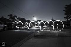 MISHKA (MISHKA Vision - Light Graffer) Tags: australie australia lightpainting lightgraff longexposure expositionlongue nightphotography roadtrip