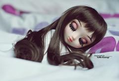 Makoto - Pullip Custom (·Yuffie Kisaragi·) Tags: doll pullip youtsuzu custom yuzuchan makoto obitsu rewigged rechipped
