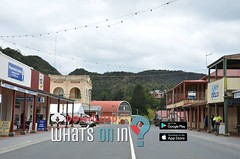 Unconformity Arts Festival Queenstown, West Coast, Tasmania 2016 - What's On In App 197 DSC_6594 (WhatsOnIn) Tags: unconformity queenstown arts festival tasmania tassie australia mining rumble fault traces