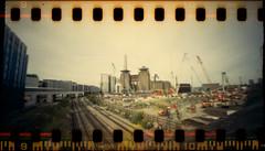 Battersea (pinhole) (danielesandri) Tags: londra london england inghilterra battersea pinhole alzalacresta forostenopeico film pellicola fujifilm