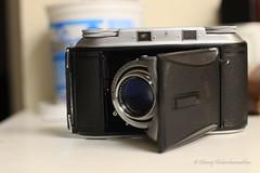 OOOHHH!! Something came out! (dheeruparu) Tags: voigtlander bessa ii 6x9 medium format film color skopar 105mm 35 range finder