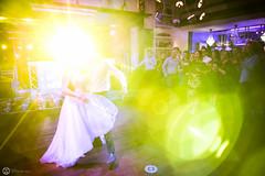 Wedding shine dance (tomasiumus) Tags: dance shine wedding light lens flare