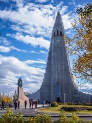 Hallgrimskirkja (TheSimonBarrett) Tags: iceland lveldi sland hallgrimskirkja church churches worship