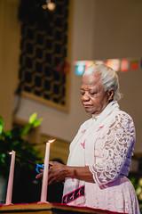 Divine Worship-71 (Atlanta Berean Church - photos.atlantaberean.com) Tags: cancer cancersurvivors candle