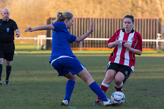 Altrincham LFC vs Stockport County LFC - December 2016-138 (MichaelRipleyPhotography) Tags: altrincham altrinchamfc altrinchamlfc altrinchamladies alty amateur ball community fans football footy header kick ladies ladiesfootball league merseyvalley nwrl nwrldivsion1south nonleague pass pitch referee robins shoot shot soccer stockportcountylfc stockportcountyladies supporters tackle team womensfootball