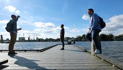 (Lin ChRis) Tags: zaanseschans 贊瑟斯漢斯 holland netherlands trip people tourist 荷蘭 旅