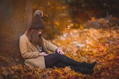 Autumn (MarceeTenorioPhotography) Tags: autumnportraits 70200mmf28 canon5dmarkiii marceetenoriophotography marceetenorio