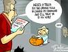 1016 trick or trump cartoon (DSL art and photos) Tags: editorialcartoon donlee election vote hillaryclinton obamacare halloween billclinton