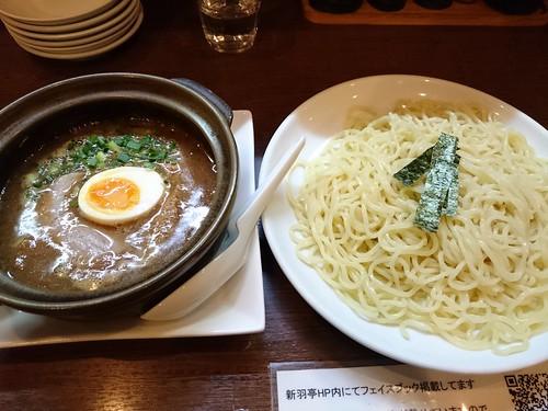 麺処新羽亭 しんちゃんのつけ麺