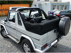 Mercedes G-Modell / Puch G W 463 Cabrio Verdeck ab 1997 Persenning (best_of_ck-cabrio) Tags: mercedes gmodell puch g w 463 cabrio verdeck ab 1997 ckcabrio
