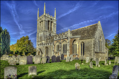 Aldwincle Church (Darwinsgift) Tags: aldwinkle church northamptonshire grade 1 listed anglican architecture hdr photomatix nikkor pce 24mm f35 d ed nikon d810 all saints