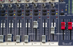 mixer cursor (Brother's Art) Tags: button closeup control cursor equipment music sound technology audio background board broadcast channel concert console desk digital dj electronic engineer equalizer instrument mix mixer mixing multicolor panel producer professional radio record recording studio switch volume