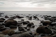 Wet stones (3quilibre) Tags: longexposure sea stones nikon d600