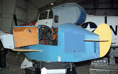 Mu2: ANT-18 Link Trainer (rritter78) Tags: newenglandairmuseum link trainer ant18