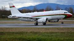 A4O-AJ (Breitling Jet Team) Tags: a4oaj oman royal flight airbus a319133cj euroairport bsl mlh basel flughafen