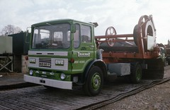 img994 (foundin_a_attic) Tags: aec 1975 trackway 0869 4661 eve construction nud 881 p mercury green industrial machinery