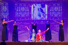 17075 - La danza delle Fate (Diego Rosato) Tags: pinocchio fata danza fate fairy dance spettacolo teatro show theater nikon d700 rawtherapee 85mm turchina