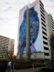 Collin van der Sluijs & Super-A / Berlin Tegel - 20 nov 2016 (Ferdinand 'Ferre' Feys) Tags: deutschland germany berlin streetart artdelarue graffitiart graffiti graff urbanart urbanarte arteurbano collinvandersluijs supera
