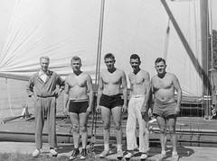 P-80-Cf-078 (neenahhistoricalsociety) Tags: sailboats boats shattuck stilp kuehl schubert