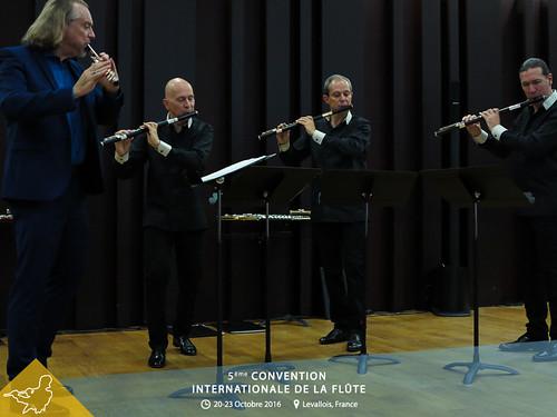 Concert du Trio d'Argent avec Patrick Gallois