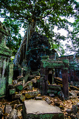 Ruins in Shadow (Arbron) Tags: cambodia taprohm asia2015 rajavihara siemreap temple   krongsiemreap kh