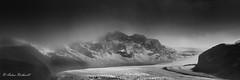 Storm Front (JustAnotherCanonOperator (JACO)) Tags: iceland monochrome glacial mountains highcontrast storm blackandwhite rain anseladams