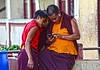 Monks Surf the Net DSC_0568 (JKIESECKER) Tags: india sikkimindia buddhistmonastery religiousceremony buddhism portrait