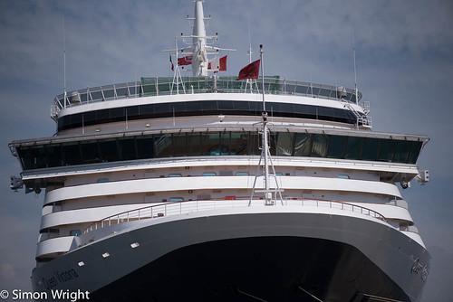 Cunard Queen Victoria ~ 5312