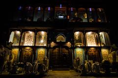 Indian Shop (Eduardo Bassotto) Tags: windows light elephant luz window shop lights store asia noite janela urbano luzes jaipur loja janelas elefante arcos