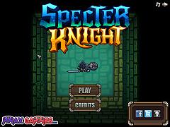 幽魂騎士(Specter Knight)