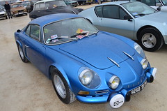 Alpine A110 (benoits15) Tags: automotive automobile anciennes avignon retro old prestige festival flickr historic motor meeting car coches classic voiture vintage cars collection nikon french berlinette alpine a110 worldcars
