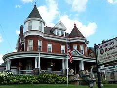 Grammy Rose's (e r j k . a m e r j k a) Tags: washington inn pennsylvania explore bb us40 abode nationalroad pa18 us19 i79pa firstnamebasis pa136 erjkprunczyk i70pa