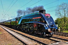 HDR UNION OF SOUTH AFRICA (P.J.S. PHOTOGRAPHY) Tags: africa york coast south union steam east a4 mainline of