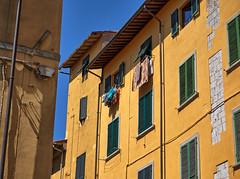 Impressionen (Pisa) (DokuDoc) Tags: italien italy pisa tuscany toscana hdr toskana wohnhaus residentialbuilding