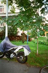 (MrioMacedo) Tags: summer analog 35mm photography croatia zagreb camouflage parada hrvatska 2015 olympusmju1