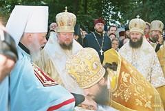 011. Consecration of the Dormition Cathedral. September 8, 2000 / Освящение Успенского собора. 8 сентября 2000 г