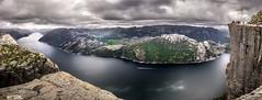 Lysefjord - Norway - Landscape, travel photography
