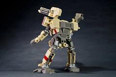 AG-14E Strider (legoricola) Tags: robot lego scifi mech
