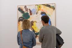 Wolfgang Hollegha @ Neue Galerie Graz